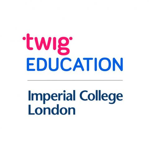 Twig Education, Imperial College London logo